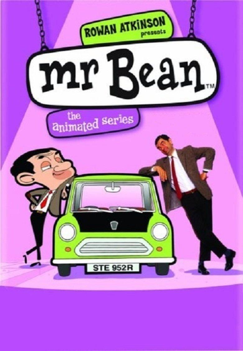 mr bean tv series cartoon