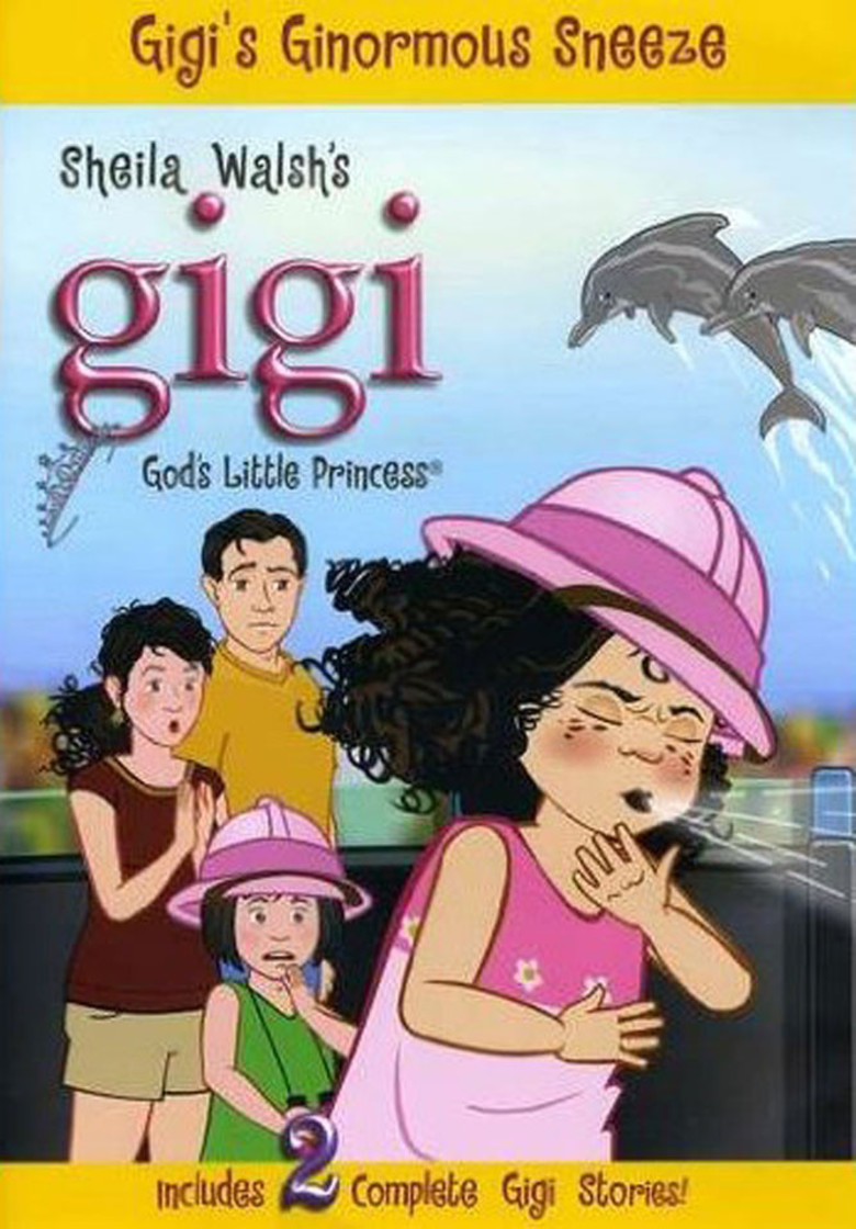 Gigi God S Little Princess Gigi S Ginormous Sneeze 2008 Dvd Planet Store