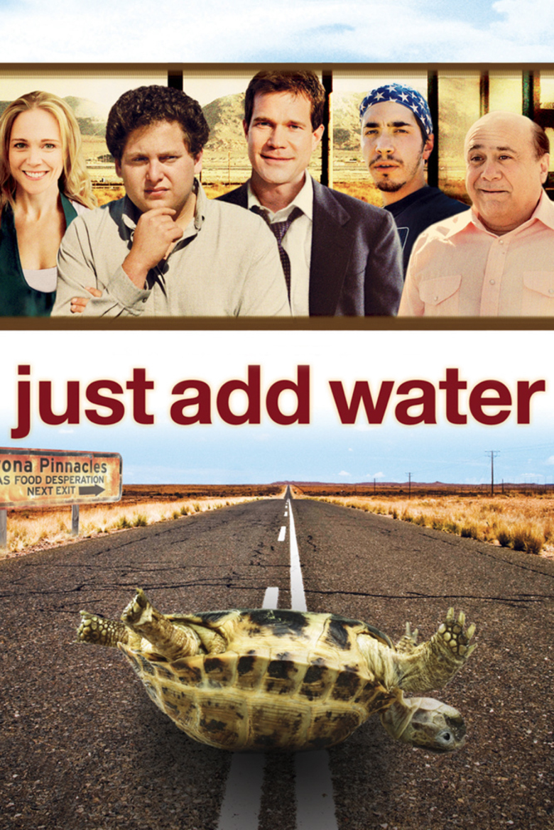 Just Add Water 2008 Dvd Planet Store