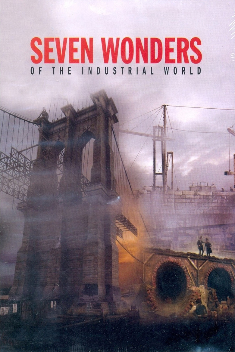 Seven Wonders Of The Industrial World Dvd Planet Store