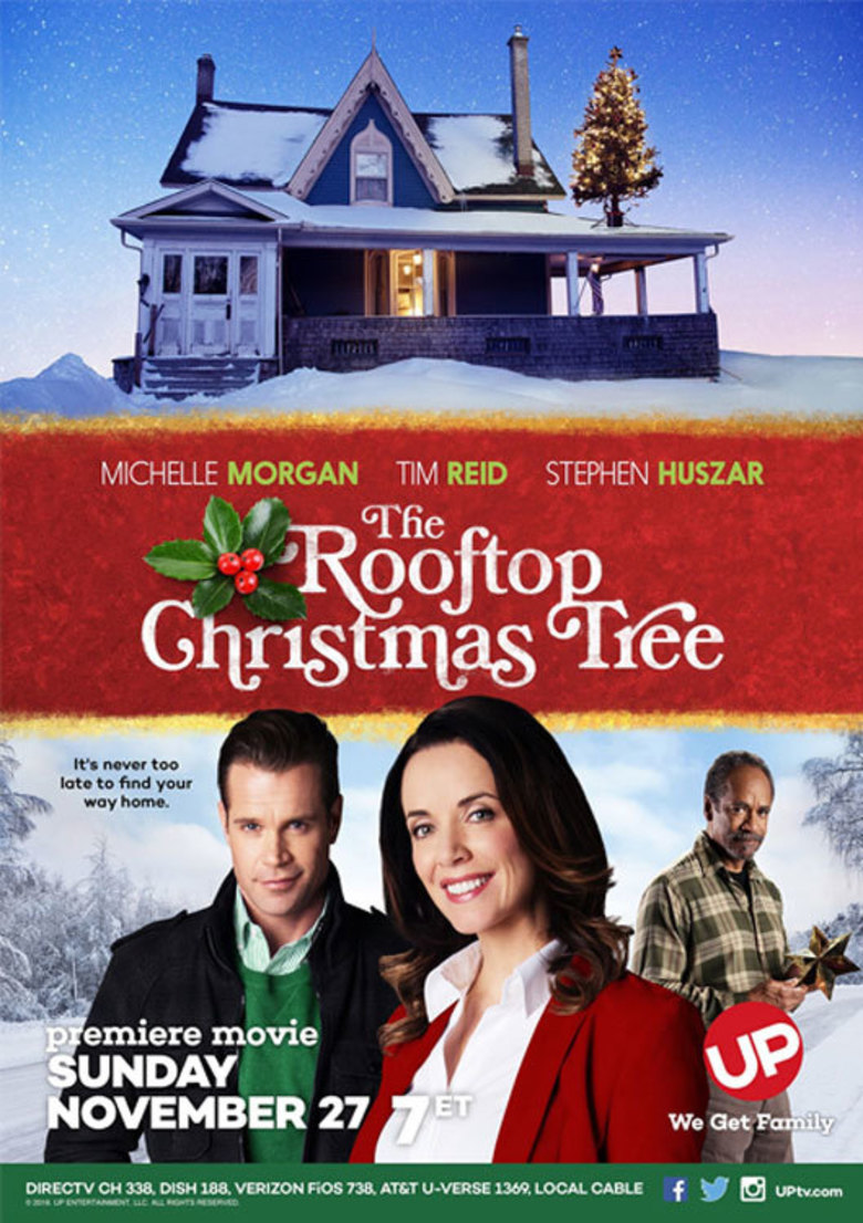 The Rooftop Christmas Tree (2016) - DVD PLANET STORE