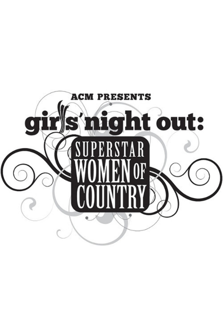 Girls  Night Out  Superstar Women of Country (2011) - DVD PLANET STORE dfe959a1746