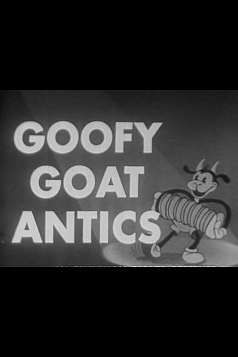 Goofy Goat Antics 1931 Dvd Planet Store