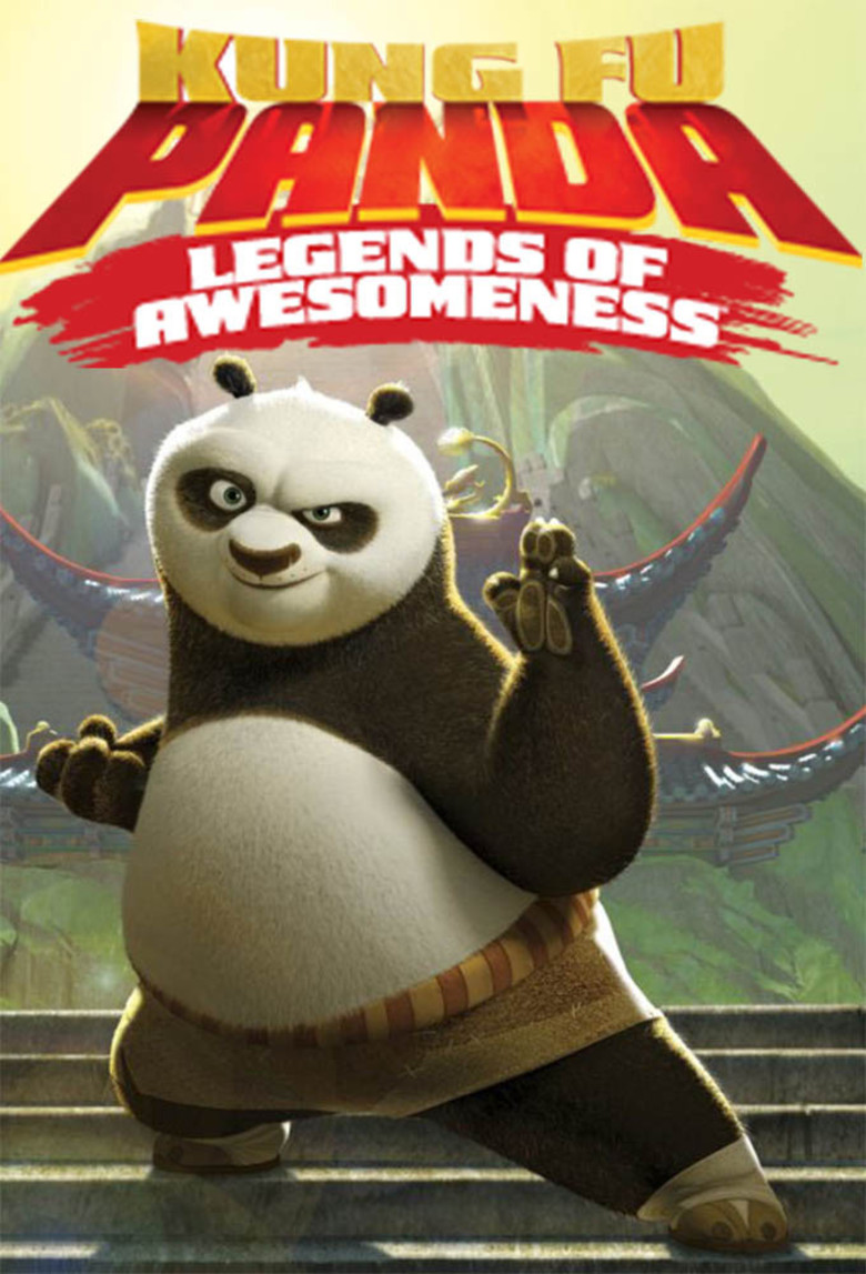 Kung Fu Panda Legends of Awesomeness Giveaway - Tech Savvy