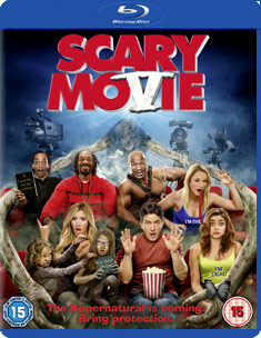 Scary Movie 5 Original Dvd Planet Store