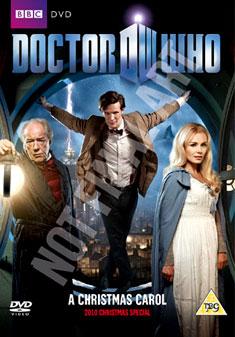 Original Christmas Carol Movie.Doctor Who Christmas Special 2010 A Christmas Carol Original