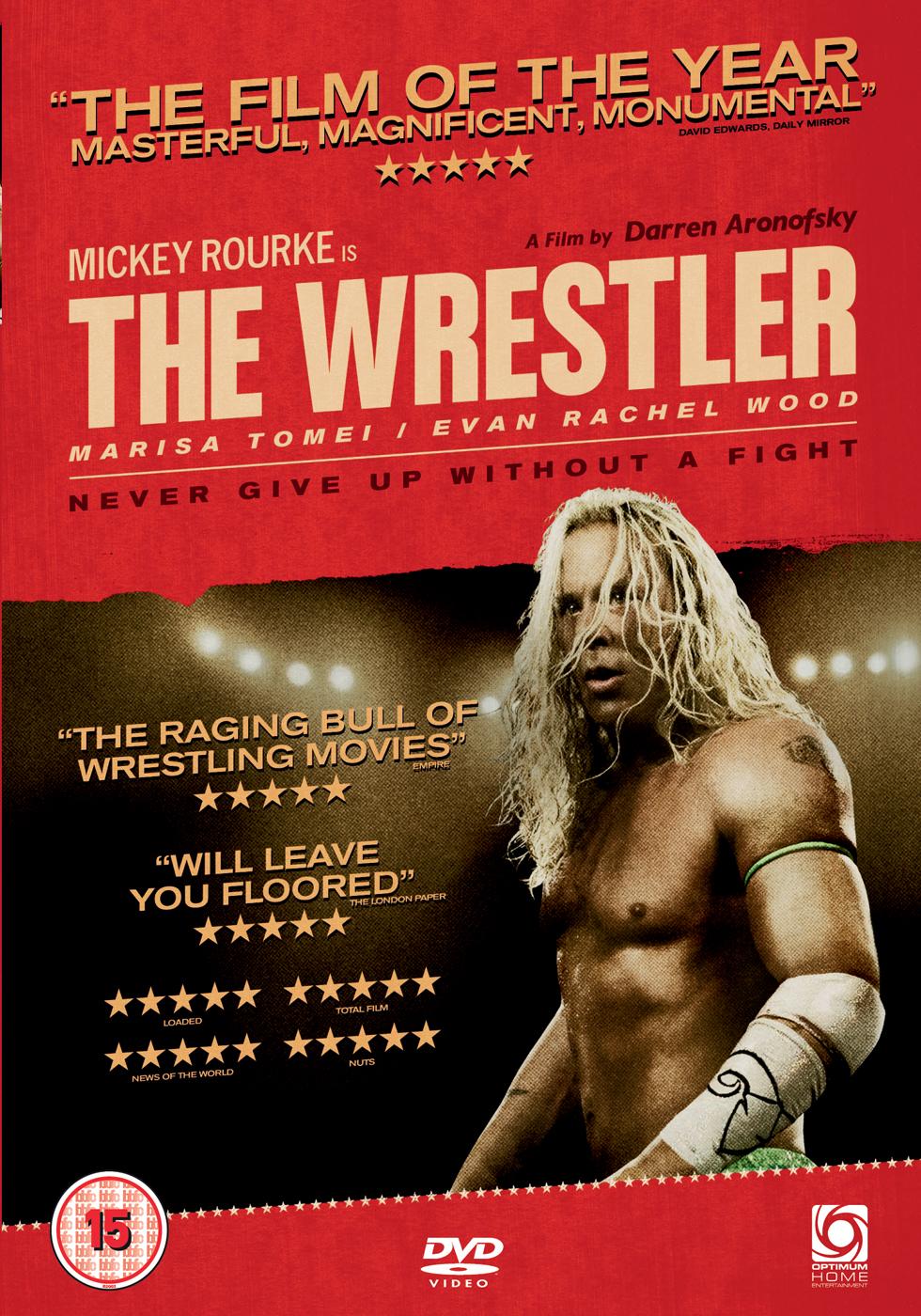 [EX-RENTAL] The Wrestler (Original)