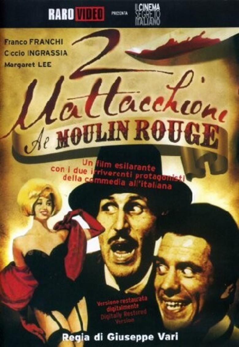 Due Mattacchioni Al Moulin Rouge 1964 Dvd Planet Store