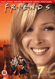 Friends - Season 7 - Episodes 9-12 (Original)