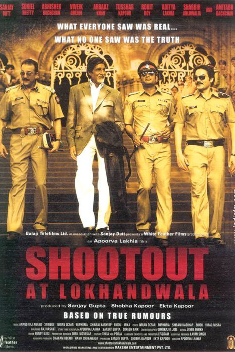 Shootout At Lokhandwala 2007 Dvd Planet Store