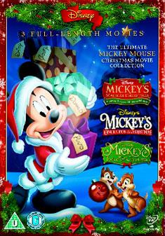 mickey mouse once upon twice upon mickeys magical christmas original - Mickey Mouse Christmas Movies