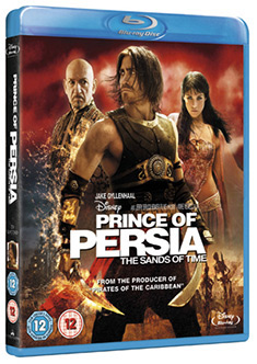 Prince Of Persia The Sands Of Time Original Dvd Planet Store