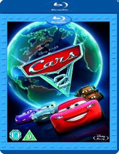 Cars 2 Original Dvd Planet Store