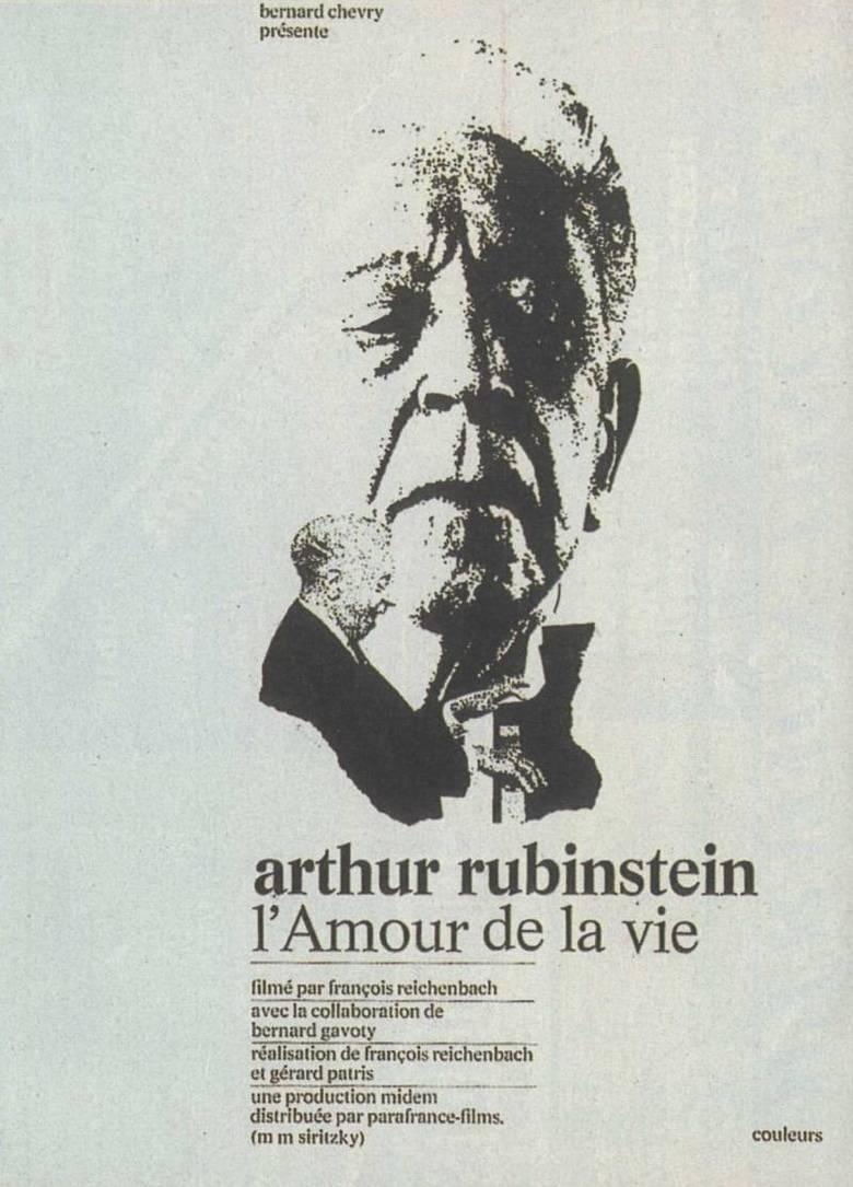 Arthur Rubinstein - The Love of Life (1969)