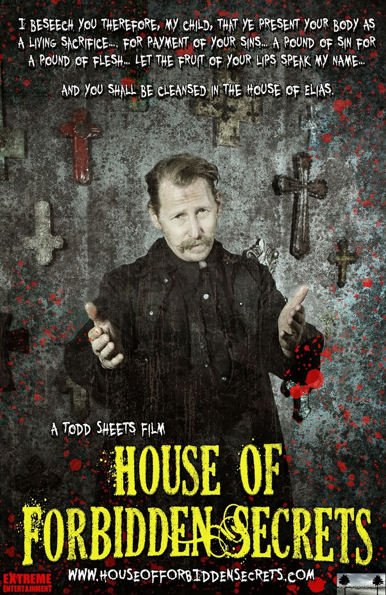 The House Of Sin Dvd house of forbidden secrets (2013)