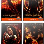 Jennifer Lawrence's The Hunger Games Movies Bundle by DVD Planet Store Pakistan