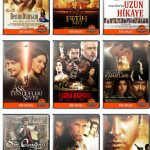 Bundle Offer of Turkish Movies by DVD Planet Store Pakistan