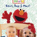 Sesame Street Elmo S World Happy Holidays 2002 Dvd