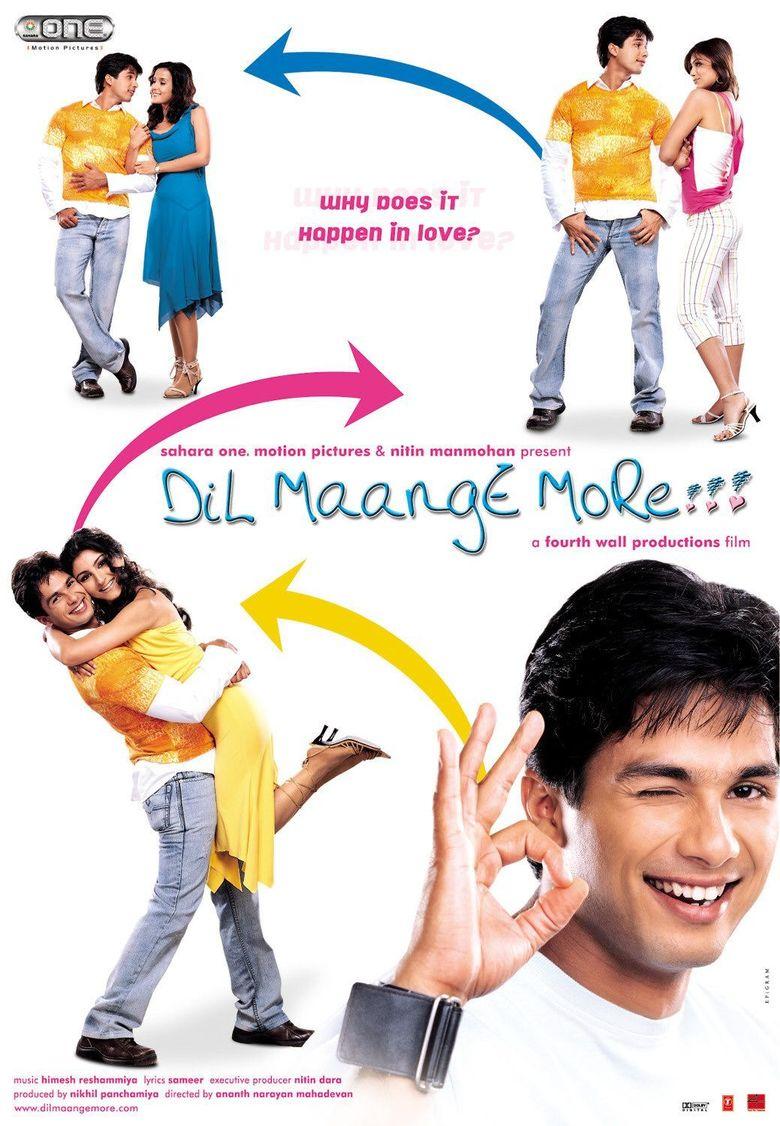 Aaisa deewana hua • dil maange more (2004) • hindi video music.