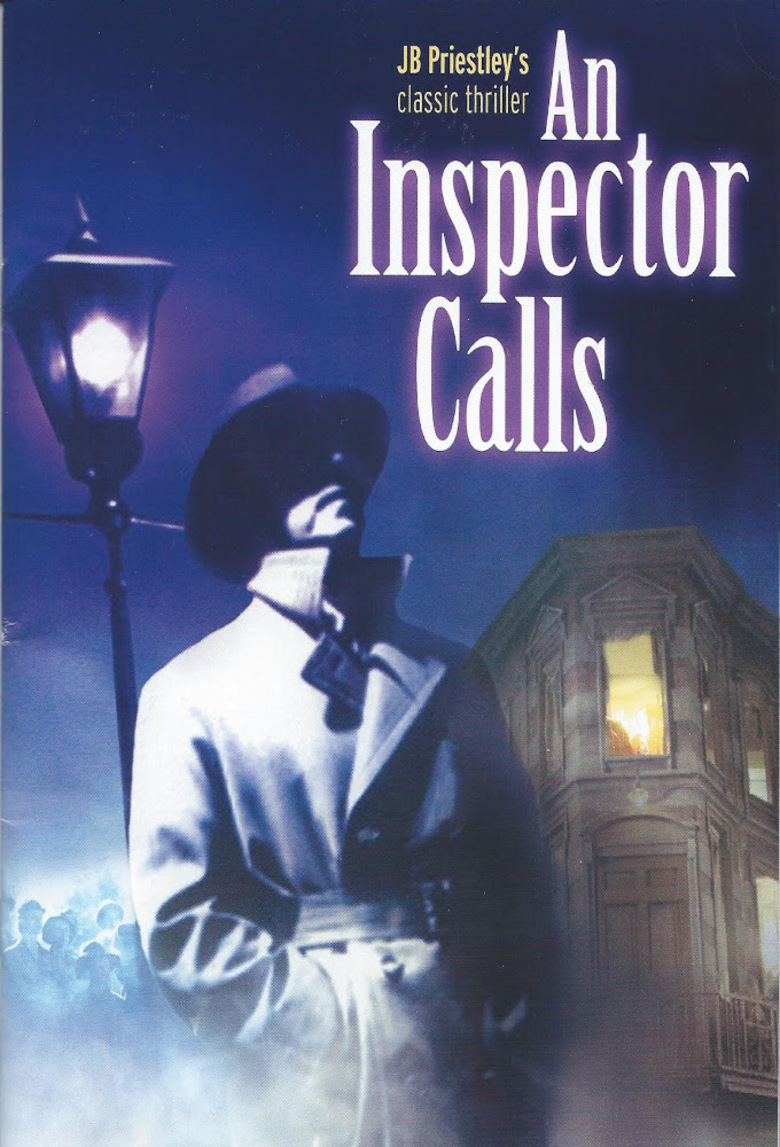a review of an inspector calls a play by jb priestley Every time stephen daldry's great production of this jb priestley play returns, its power and pertinence feel all the more striking - the independent - the independent  an inspector calls is a monumental, timeless image, reminding us that 'community and all that nonsense' should never be disregarded .