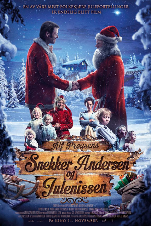 Santa Swap - Merry Christmas Mr. Andersen (2016) - DVD PLANET STORE