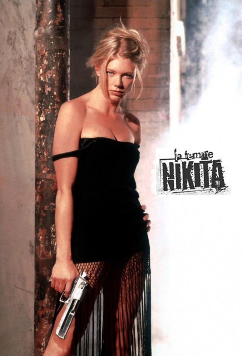 grazie per laiuto pentirsi taglio di capelli  La Femme Nikita - DVD PLANET STORE
