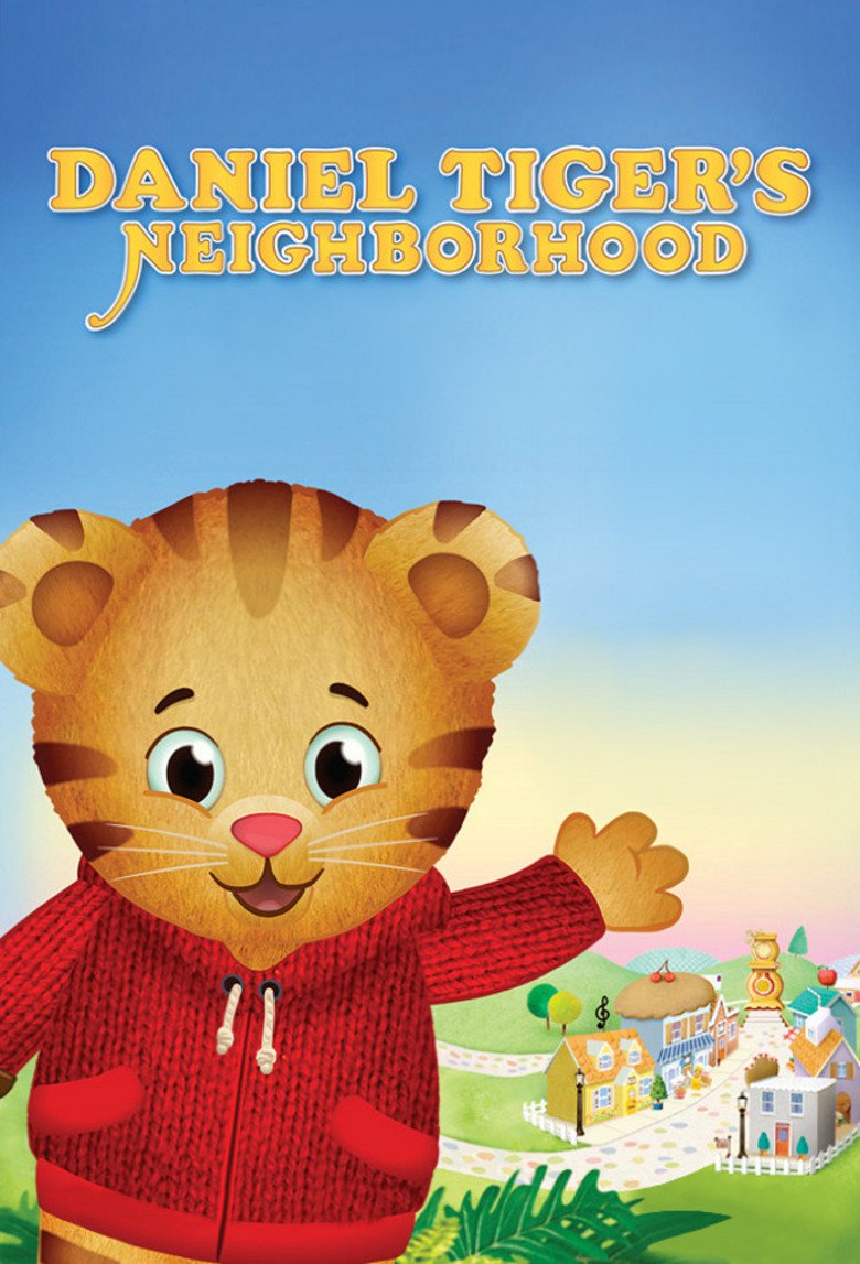 Daniel Tiger S Neighborhood Dvd Planet Store