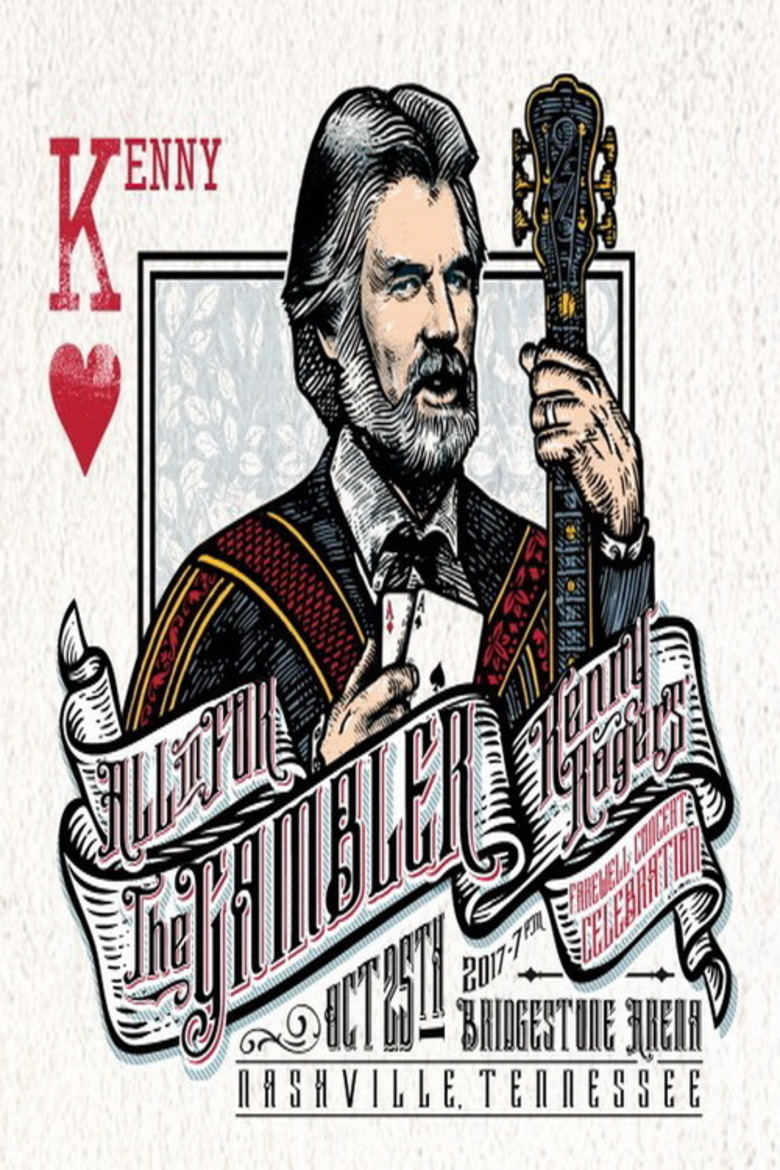 All In For The Gambler: Kenny Rogers Farewell Concert ...