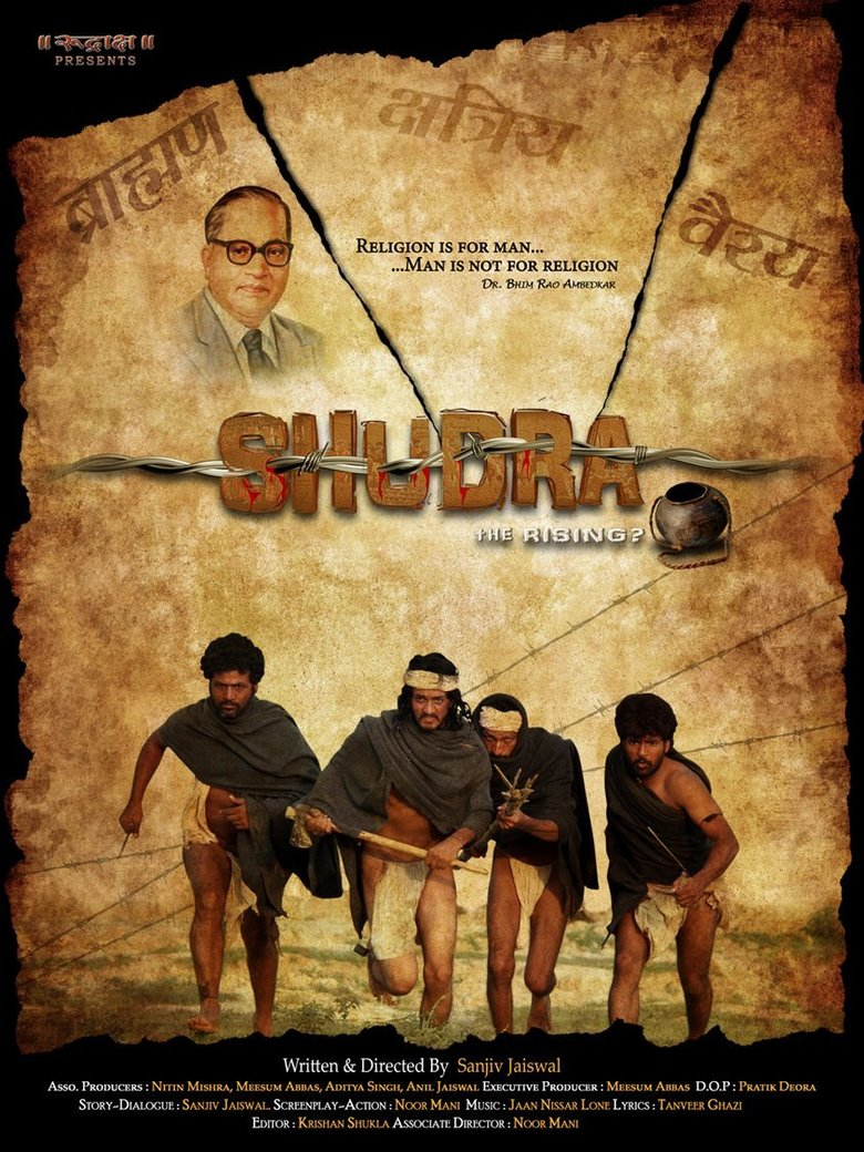 Shudra: The Rising (2012)