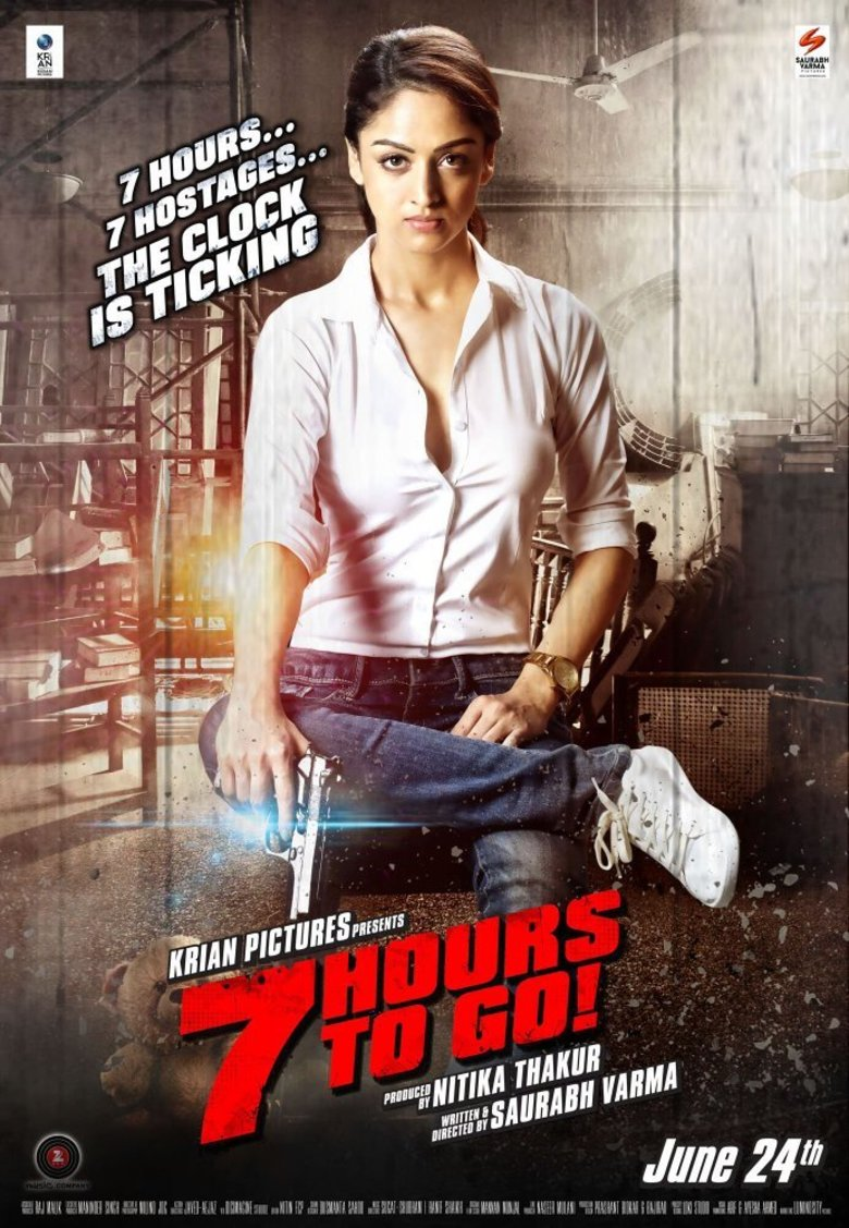 7 Hours to Go (2016) - DVD PLANET STORE