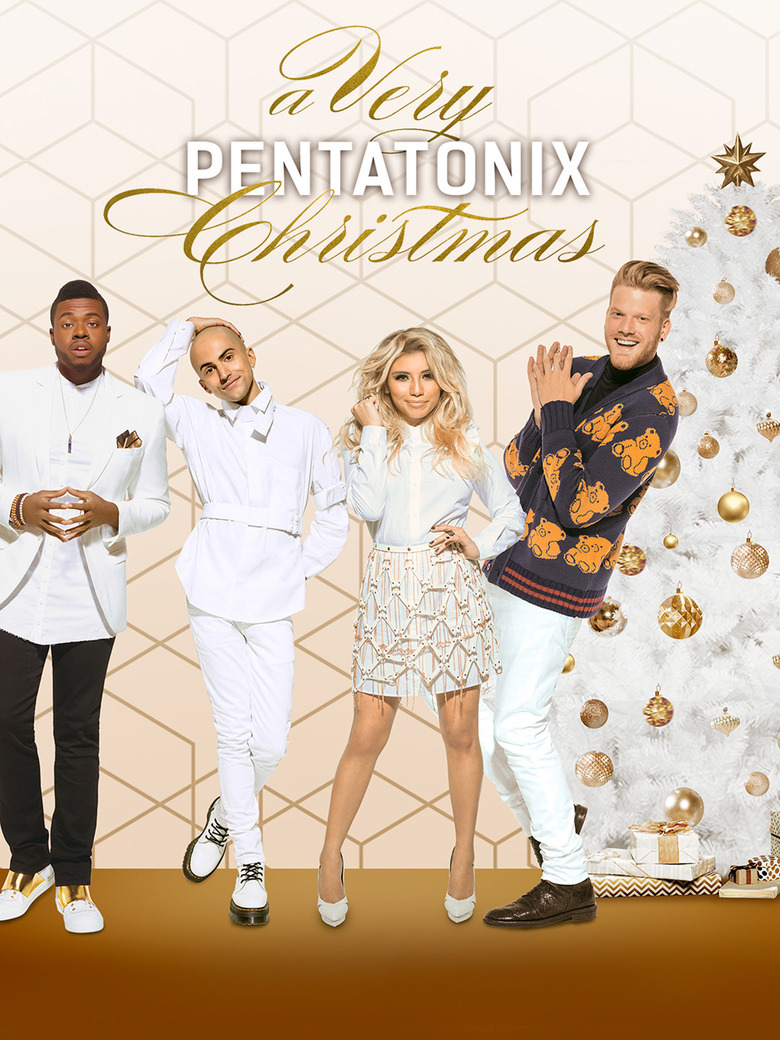 A Very Pentatonix Christmas.A Very Pentatonix Christmas 2017 Dvd Planet Store