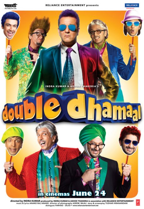 the Double Dhamaal 2 full movie free download