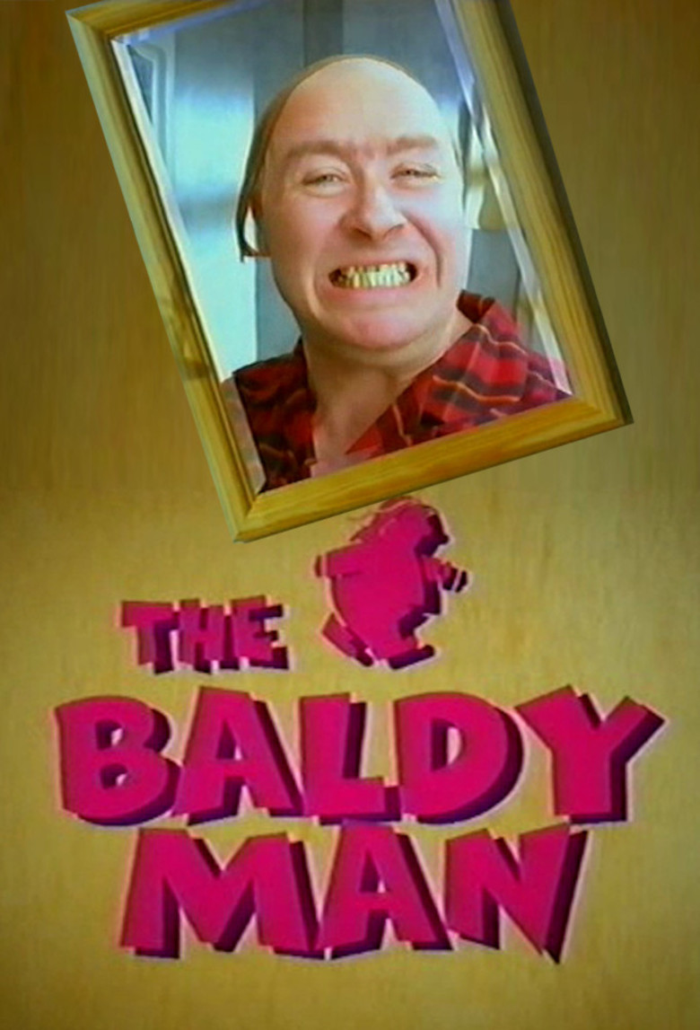 the baldy man dvd planet store