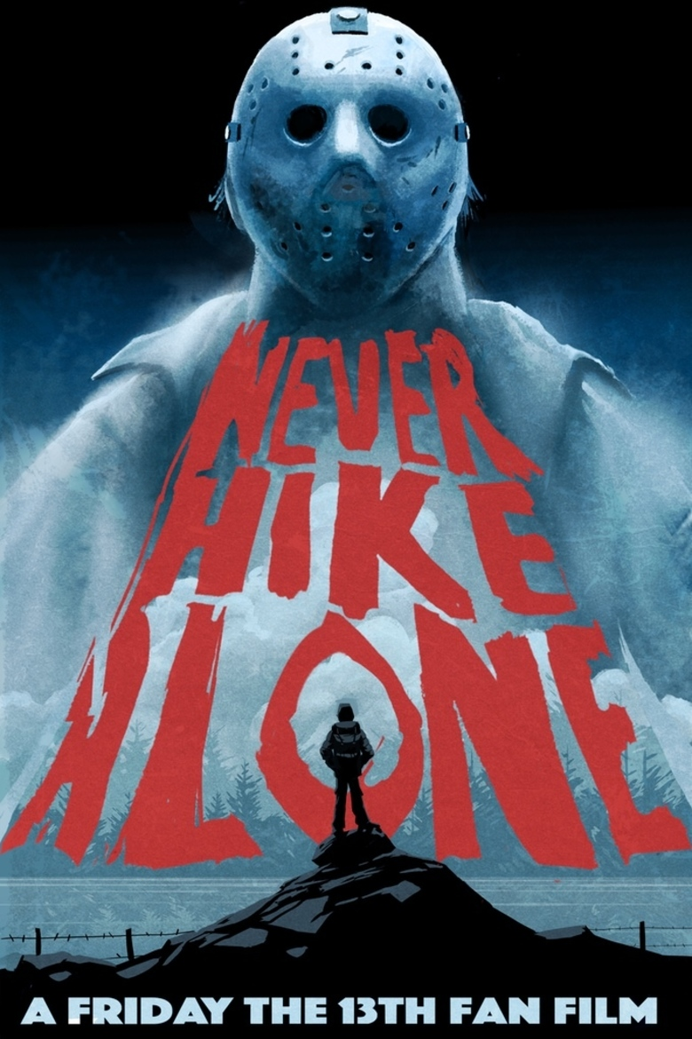 Never Hike Alone (2017) - DVD PLANET STORE