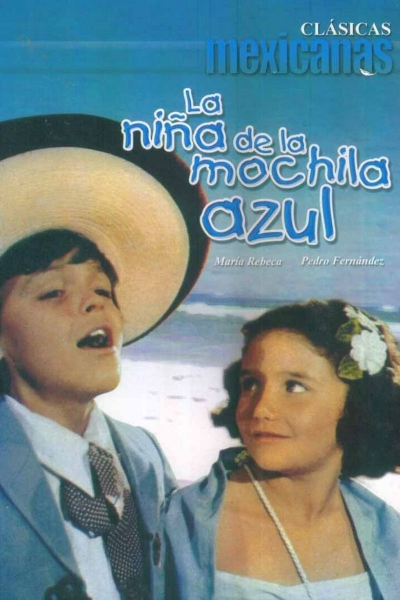 Amy A Mochila Azul the girl with the blue backpack (1979)
