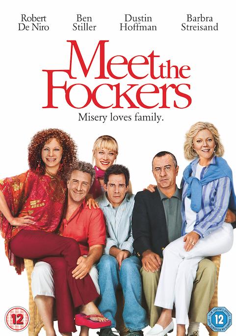 4aa024d4d17b63 Meet The Parents - Meet The Fockers (Original) - DVD PLANET STORE