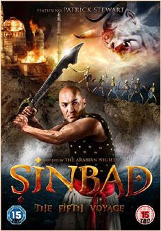d40432d5f4 Sinbad - The Fifth Voyage (Original) - DVD PLANET STORE