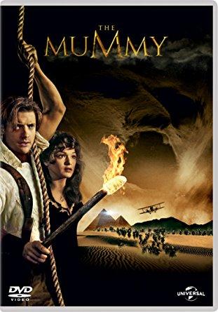 The Mummy 1999 Original Dvd Planet Store