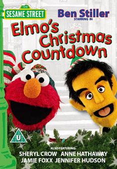 Elmos Christmas Countdown.Sesame Street Elmos Christmas Countdown Dvd 2007 Original
