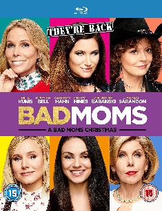 Bad Moms 2 Blu Ray 2017 Original Dvd Planet Store