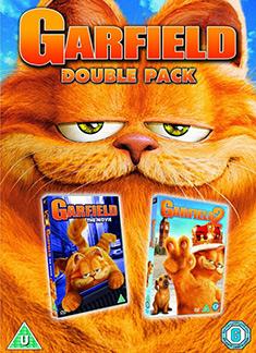 Garfield The Movie Garfield 2 Tale Of Two Kitties Dvd 2006 Original Dvd Planet Store