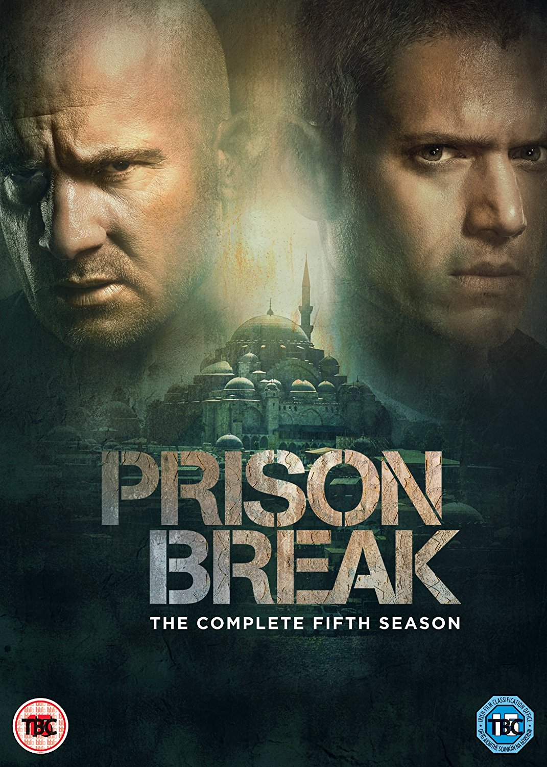 Prison Break Season 5 Dvd 2017 Original Dvd Planet Store