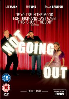 Not Going Out Series 2 DVD 2007 (Original)