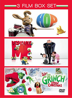 hop despicable me how the grinch stole christmas dvd 2000 original