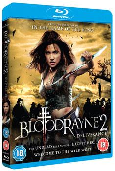 Bloodrayne 2 Deliverance Blu Ray 2007 Original Dvd Planet Store