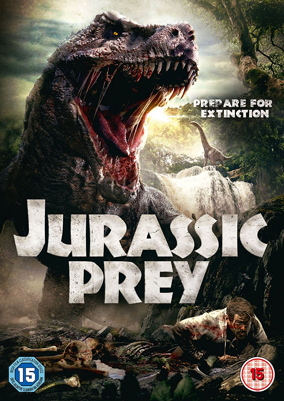 Jurassic Prey DVD 2017 (Original)