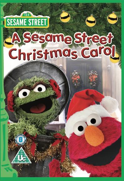 A Sesame Street Christmas Carol.A Sesame Street Christmas Carol Dvd 2013 Original