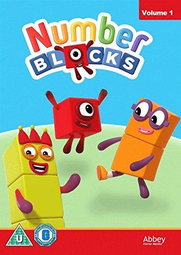 Numberblocks - High Five DVD 2017 (Original)