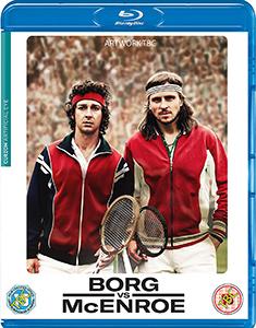 McEnroe Blu-ray Borg vs