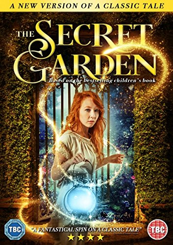 The Secret Garden Dvd 2017 Original Dvd Planet Store